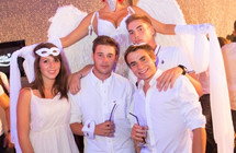 Photo 124 / 229 - White Party hosted by RLP - Samedi 31 août 2013